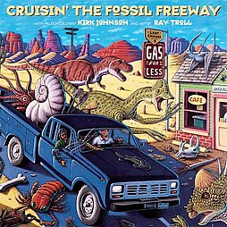 Kirk Johnson - Cruisin The Fossil Freeway