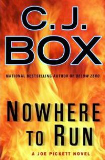 C.J. Box - No Where To Run