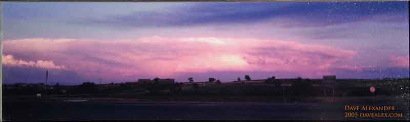 Jefferson County Colorado Supercell March 1996.