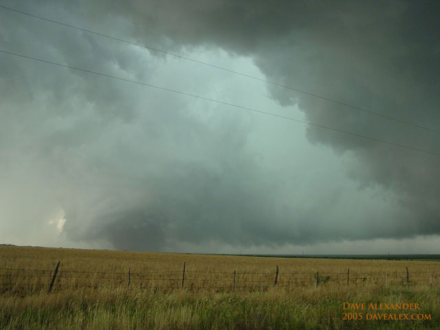 Kent County Tornado, June 12, 2005