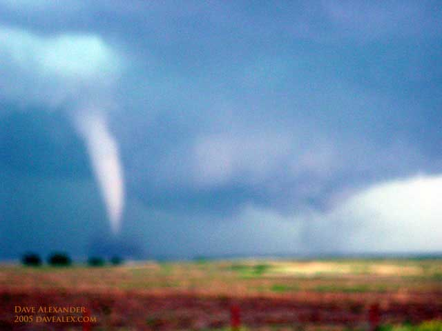 Damar Double Tornado June 9, 2005