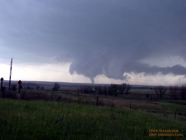 Hill City Tornado June 9, 2005