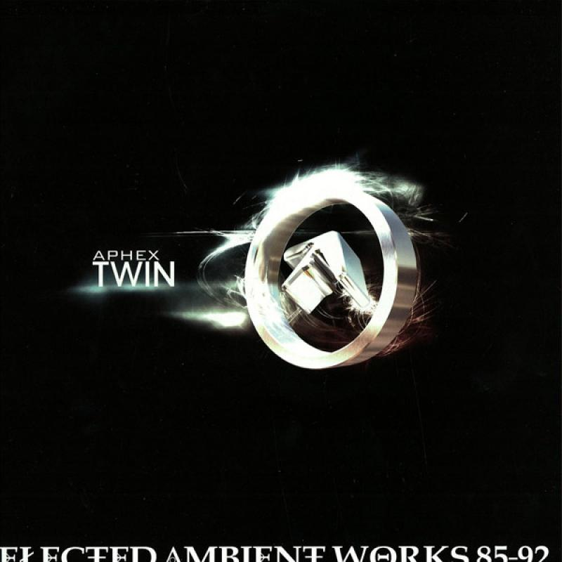 Aphex Twin - Ageispolis - Selected Ambient Works 895-92 Remaster LE - R&S AMB3922XI - 2012 / 1992