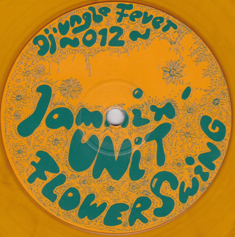 Jammin' Unit - Flowerswing - Dj.ungle Fever 012 - 1994