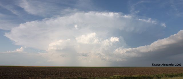 South of supercell