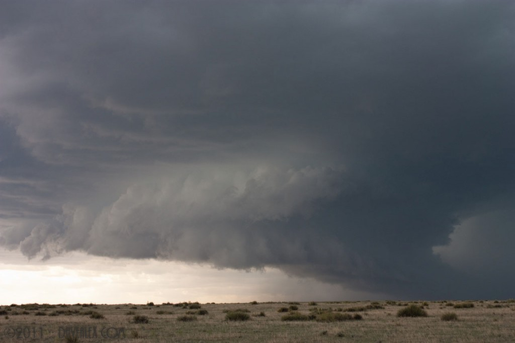 Southern supercell building