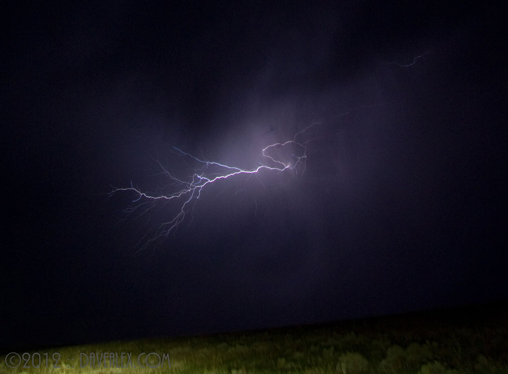 Great lightning
