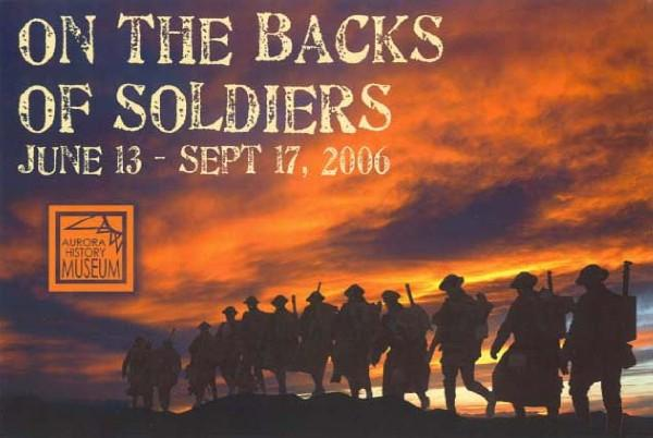 Multicast presents... On the Backs of Soldiers