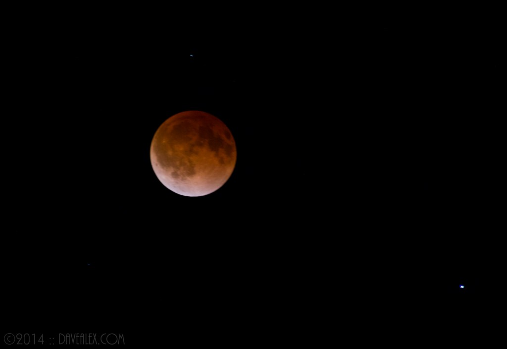 Total Lunar Eclipse April 2014