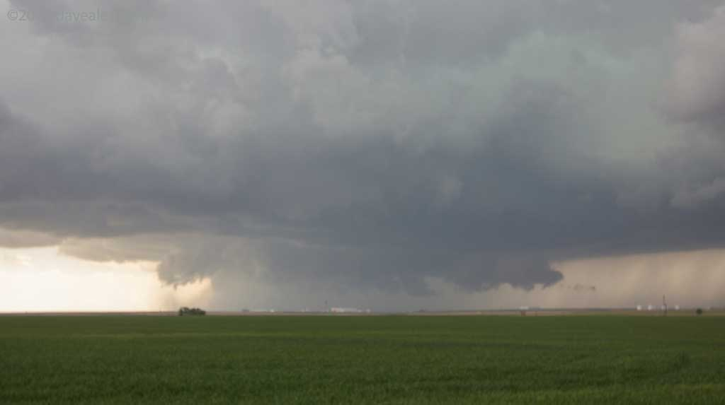 Colorado Supercell SW of DIA