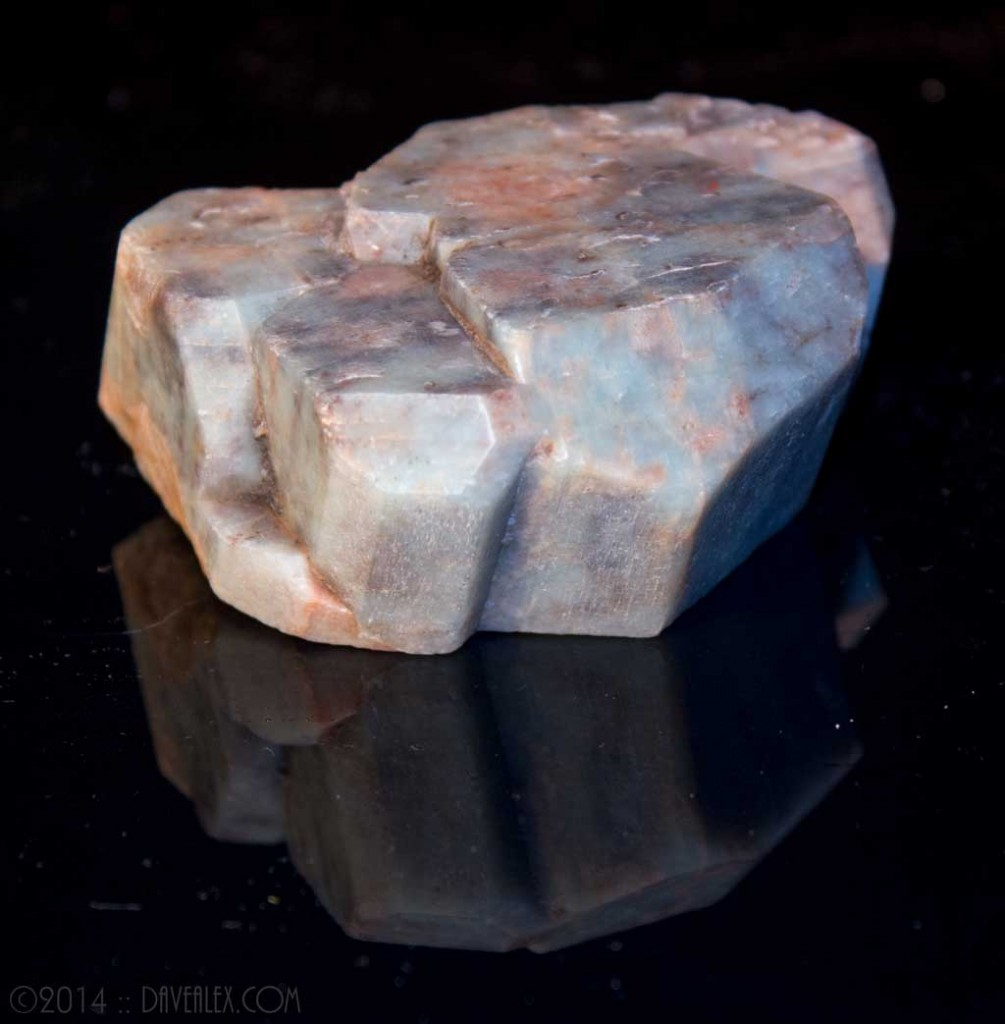 Awesome shaped amazonite euhedral crystal!