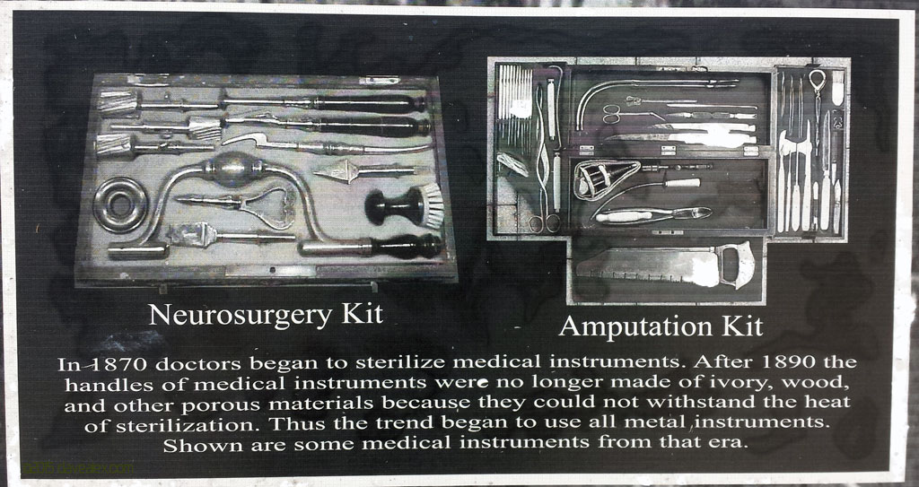 Surgeon Supplies