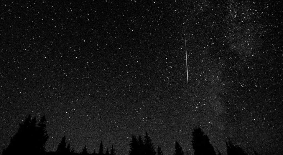 2012 Perseids Shooter