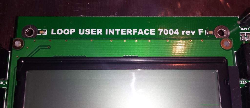 Loop User Interface