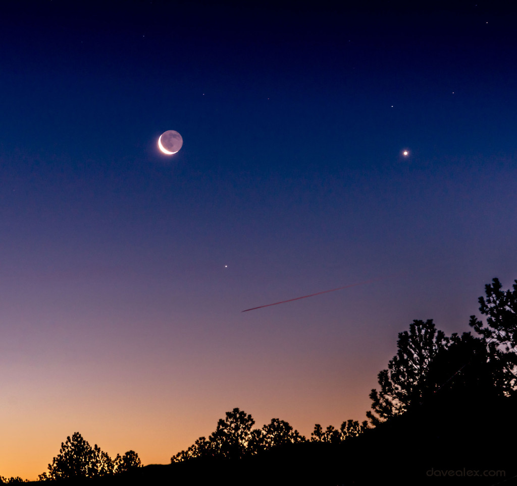 Planetary Alignment Larkspur CO