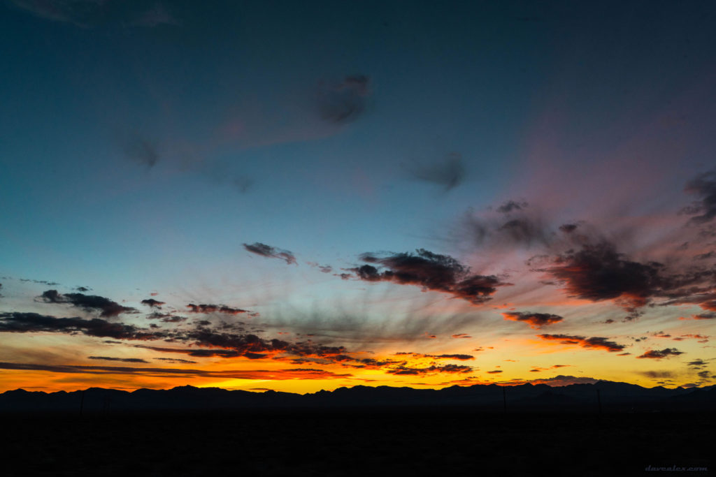 Nevada Sunsets