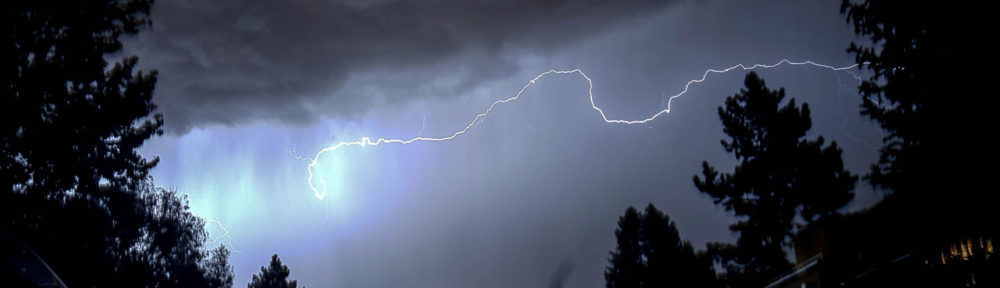 Capturing Lightning on a Cell Phone