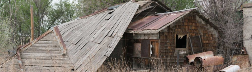 Aroya, a Colorado ghost town